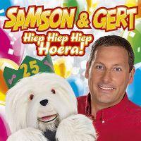 Cover Samson & Gert - Hiep hiep hiep hoera!