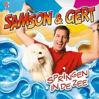 Cover Samson & Gert - Springen in de zee
