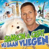 Cover Samson & Gert - Wij gaan vliegen