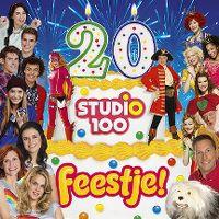 Cover Samson & Gert, K3, Kabouter Plop, Mega Mindy, Ghost Rockers, Nachtwacht, Piet Piraat, Prinsessia, Lolly Lolbroek, Flin & Flo - Feestje!