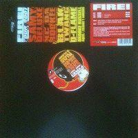 Cover Samy Deluxe / Kc Da Rookee / Blak Twang / D-Flame / Brooke Russell - Fire!