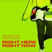 Cover San Holo & Taska Black - Right Here Right Now