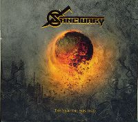 Cover Sanctuary - The Year The Sun Died