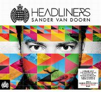Cover Sander van Doorn - Headliners