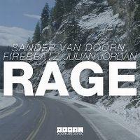 Cover Sander van Doorn, Firebeatz & Julian Jordan - Rage