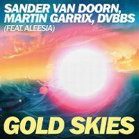 Cover Sander van Doorn, Martin Garrix, DVBBS feat. Aleesia - Gold Skies