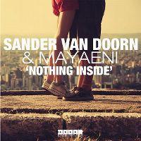 Cover Sander van Doorn & Mayaeni - Nothing Inside