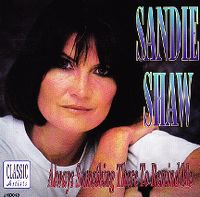 Cover Sandie Shaw - Always Something There To Remind Me