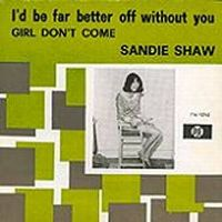 Cover Sandie Shaw - Girl Don't Come
