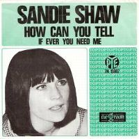 Cover Sandie Shaw - How Can You Tell