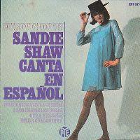 Cover Sandie Shaw - Marionetas en la cuerda