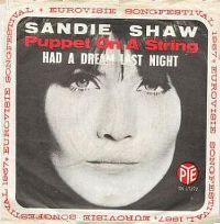 Cover Sandie Shaw - Puppet On A String