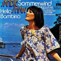 Cover Sandie Shaw - Sommerwind