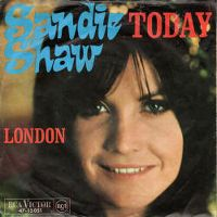 Cover Sandie Shaw - Today