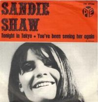 Cover Sandie Shaw - Tonight In Tokyo