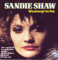 Cover Sandie Shaw - Wiedehopf im Mai