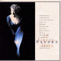 Cover Sandra - 18 Greatest Hits