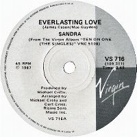 Cover Sandra - Everlasting Love