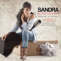Cover Sandra Echeverría feat. Marc Anthony - La fuerza del destino
