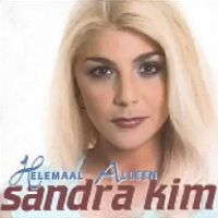 Cover Sandra Kim - Helemaal alleen