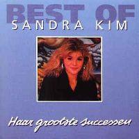 Cover Sandra Kim - Het beste van - Master serie