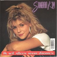 Cover Sandra Kim - Ik wil alleen maar dromen