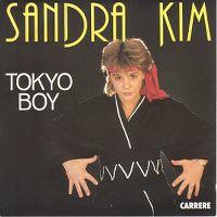 Cover Sandra Kim - Tokyo Boy