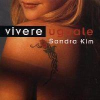 Cover Sandra Kim - Vivere uguale