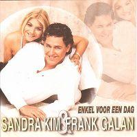 Cover Sandra Kim & Frank Galan - Enkel voor één dag