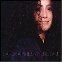 Cover Sandra Pires - Here I Am