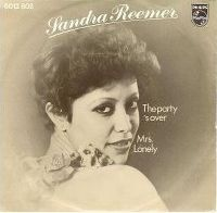 Cover Sandra Reemer - The Party's Over