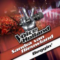 Cover Sandra van Nieuwland - Beggin'