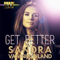Cover Sandra van Nieuwland - Get Better