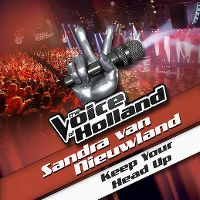 Cover Sandra van Nieuwland - Keep Your Head Up