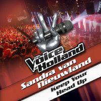 Cover Sandra van Nieuwland - Keep Your Head Up