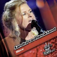 Cover Sandra van Nieuwland - More