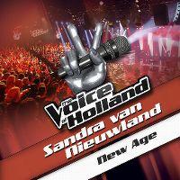 Cover Sandra van Nieuwland - New Age