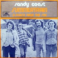 Cover Sandy Coast - Summertrain