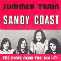 Cover Sandy Coast - Summertrain