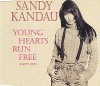Cover Sandy Kandau - Young Hearts Run Free
