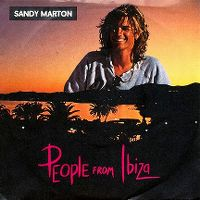 Cover Sandy Marton - People From Ibiza