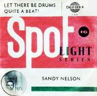 Cover Sandy Nelson - Let There Be Drums