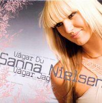 Cover Sanna Nielsen - Vågar du, vågar jag