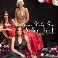 Cover Sanna, Shirley, Sonja - Vår jul
