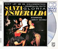 Cover Santa Esmeralda starring Leroy Gomez - Don't Let Me Be Misunderstood + Esmeralda Suite