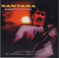 Cover Santana - Acapulco Sunrise
