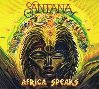 Cover Santana - Africa Speaks