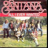 Cover Santana - All I Ever Wanted