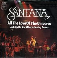 Cover Santana - All The Love Of The Universe