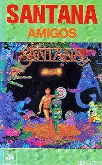 Cover Santana - Amigos